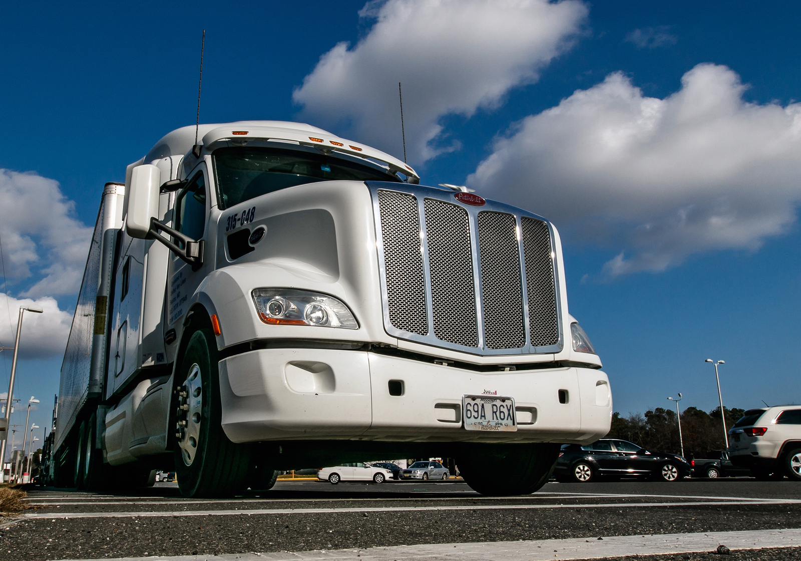 Is a trucking business profitable?